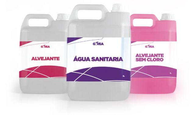 Alvejantes e Água Sanitária