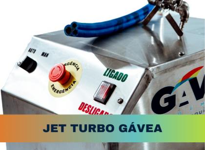 Jet Turbo Gávea